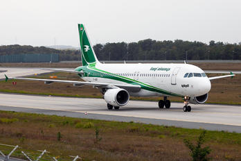IY-ARD - Iraqi Airways Airbus A320