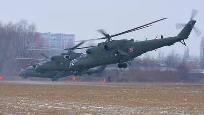 731 - Poland - Army Mil Mi-24V