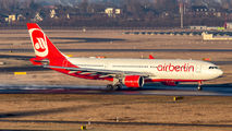 D-ABXC - Air Berlin Airbus A330-200 aircraft