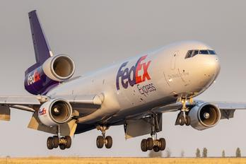N528FE - FedEx Federal Express McDonnell Douglas MD-11F