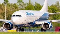 YR-BMK - Blue Air Boeing 737-800 aircraft