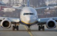 EI-EBI - Ryanair Boeing 737-800 aircraft