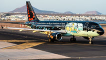 OO-SNB - Brussels Airlines Airbus A320 aircraft