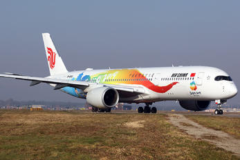 B-1083 - Air China Airbus A350-900