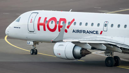 F-HBLH - Air France - Hop! Embraer ERJ-190 (190-100)