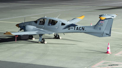 G-TACN - Flight Calibration Services Diamond DA62