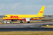 G-BIKX - DHL Cargo Boeing 757-200F aircraft