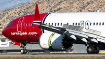 LN-BKA - Norwegian Air Shuttle Boeing 737-8 MAX aircraft