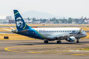 N171SY - Alaska Airlines - Skywest Embraer ERJ-175 (170-200)