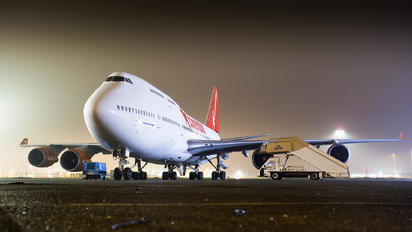 PH-BFB - Corendon Dutch Airlines Boeing 747-400