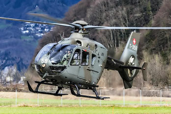 T-358 - Switzerland - Air Force Eurocopter EC635