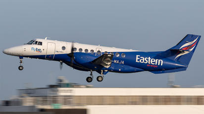 G-MAJA - Eastern Airways Scottish Aviation Jetstream 41