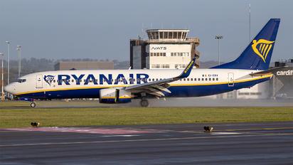 EI-EBV - Ryanair Boeing 737-800