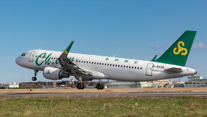 B-8435 - Spring Airlines Airbus A320