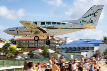 VP-LAD - VI Air Link Cessna 402C
