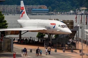 G-BOAD - British Airways Aerospatiale-BAC Concorde