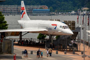 G-BOAD - British Airways Aerospatiale-BAC Concorde aircraft