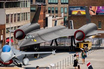 60-6925 - USA - Air Force Lockheed A-12