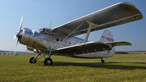 OK-TIR - Tiroler Adler PZL An-2 aircraft