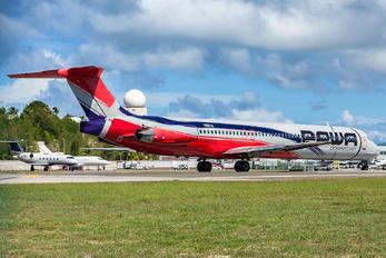 HI914 - PAWA Dominicana McDonnell Douglas MD-82