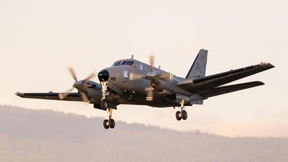 AN-002 - Panama - Air Force Beechcraft 100 King Air