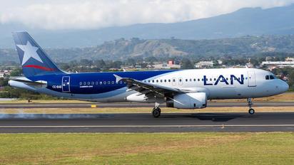 CC-BAE - LAN Airlines Airbus A320