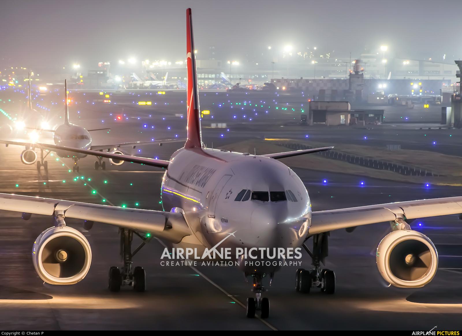 Turkish Cargo TC-JCI aircraft at Mumbai - Chhatrapati Shivaji Intl
