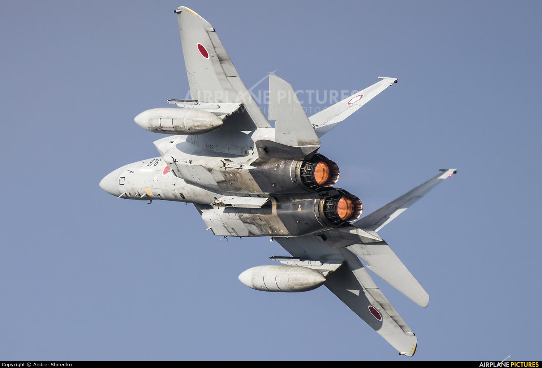 Japan - Air Self Defence Force 62-8876 aircraft at Tsuiki AB