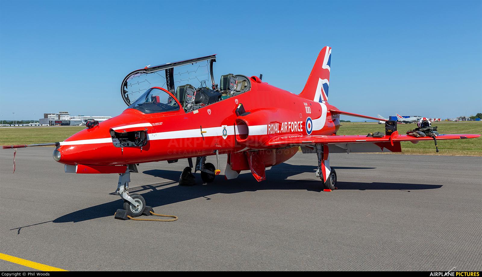 Royal Air Force XX188 aircraft at Cardiff