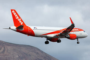 OE-IVM - easyJet Europe Airbus A320
