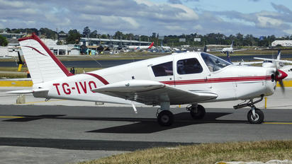 TG-IVO - Private Piper PA-28 Cherokee