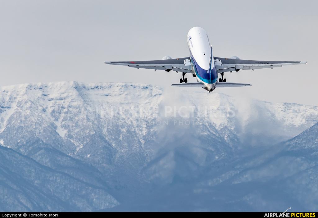 ANA - All Nippon Airways JA8674 aircraft at Sendai