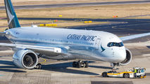 B-LRJ - Cathay Pacific Airbus A350-900 aircraft