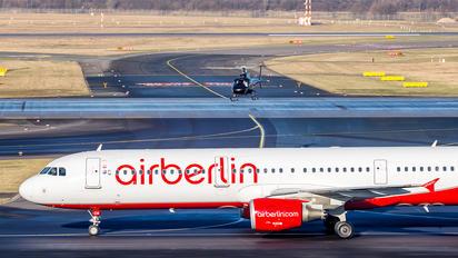 D-ABCH - Air Berlin Airbus A321