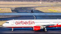D-ABCH - Air Berlin Airbus A321 aircraft