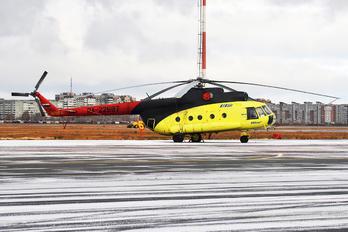 RA-22697 - UTair Mil Mi-8T