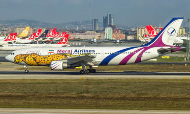 EP-SIF - Meraj Airlines Airbus A300