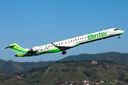 9H-MPA - Binter Canarias Bombardier CRJ-1000NextGen aircraft