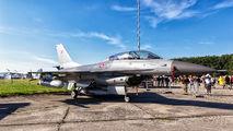 ET-199 - Denmark - Air Force General Dynamics F-16B Fighting Falcon aircraft