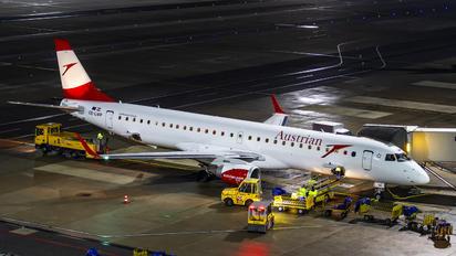 OE-LWP - Austrian Airlines/Arrows/Tyrolean Embraer ERJ-195 (190-200)