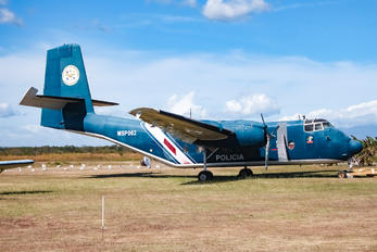 MSP002 - Costa Rica - Ministry of Public Security de Havilland Canada DHC-4 Caribou
