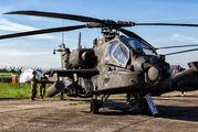 AH-64D - Netherlands - Air Force Boeing AH-64D Apache aircraft