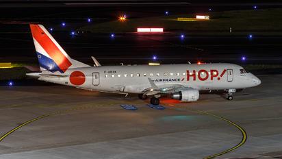F-HBXK - Air France - Hop! Embraer ERJ-170 (170-100)