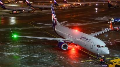 VQ-BHT - Aeroflot Boeing 737-800