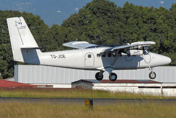 TG-JCE - Private de Havilland Canada DHC-6 Twin Otter