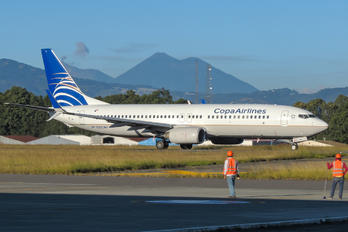 HP-1523CMP - Copa Airlines Boeing 737-800