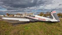 N595RJ - Private Mooney M20R aircraft