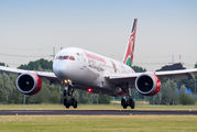 5Y-KZG - Kenya Airways Boeing 787-8 Dreamliner aircraft