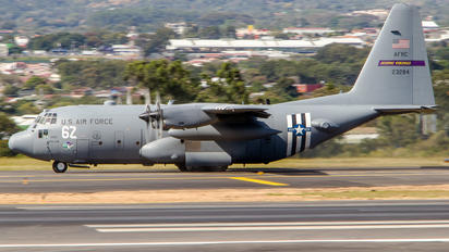92-3284 - USA - Air Force Lockheed C-130H Hercules