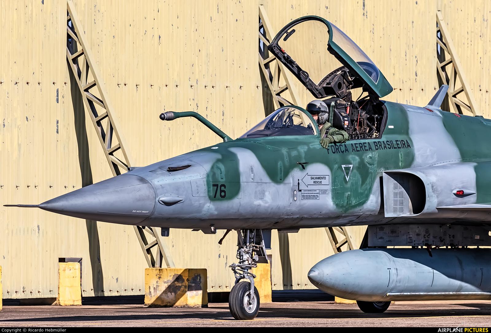 Brazil - Air Force 4876 aircraft at Anápolis AFB